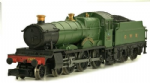 Dapol 2S-001-003D GWR Manor 7805 Broome Manor Green (DCC-Fitted)